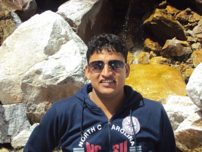 IAS Officer Surendra Kumar Meena