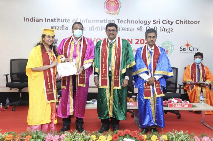 IIIT-Sri City holds convocation