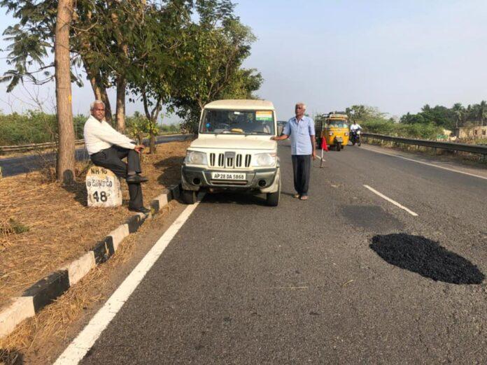 Hyderabad's 'road doctor' Tilak Katnam