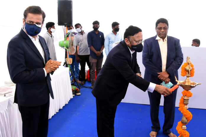 Blue Star Climatech breaks ground for its production unit in Sri City