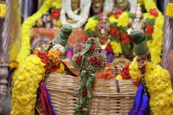 'Tulasi' and other sacred flowers