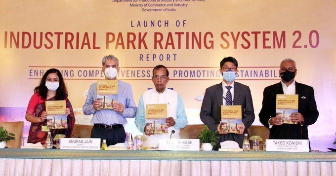 GOI rates Sri City 'leaders' among the best performing industrial parks in the country